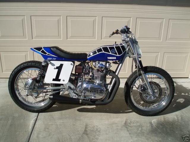 Yamaha XS650? | Page 2 | Adventure Rider