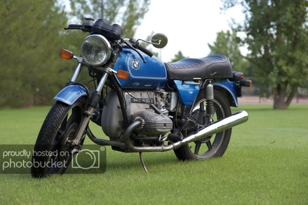 back on an airhead 1975 bmw r90 6 adventure rider rh advrider com