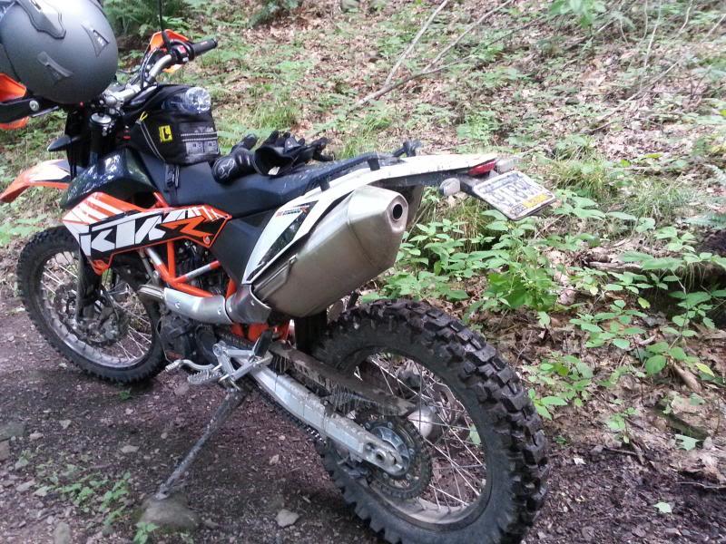 Ktm 690 Tail Tidy Advice Sought Adventure Rider