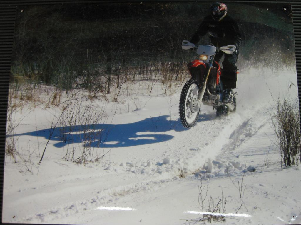 Chicago Page 815 Adventure Rider Circuit Wallpaper 16285 One More Blast From The Past December Of 04 Old Mx Track Behind My House I Had Just Bought 250x 2 Weeks Earlier