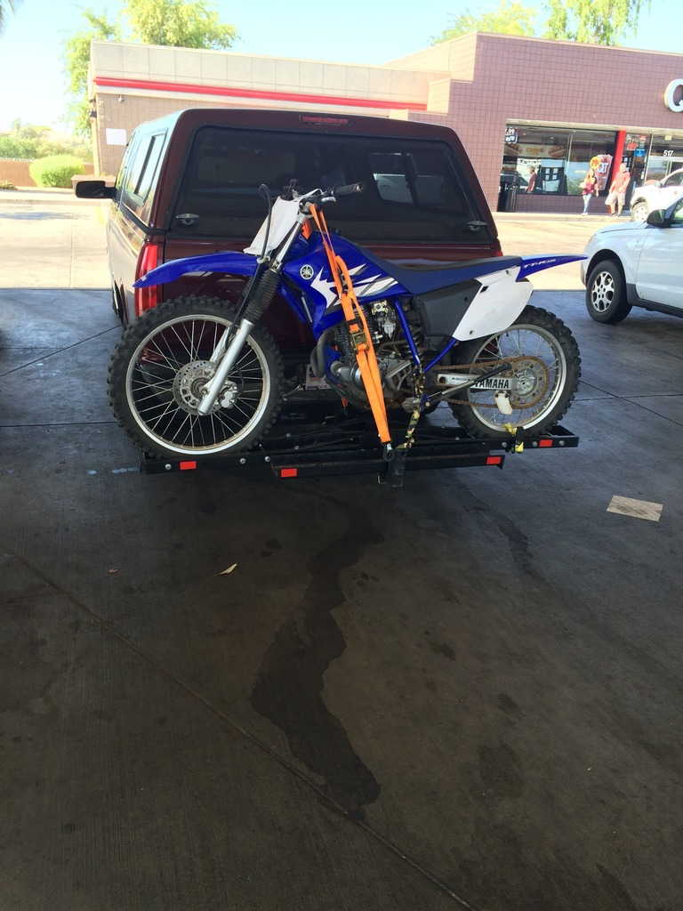 TTR230 build!? | Adventure Rider