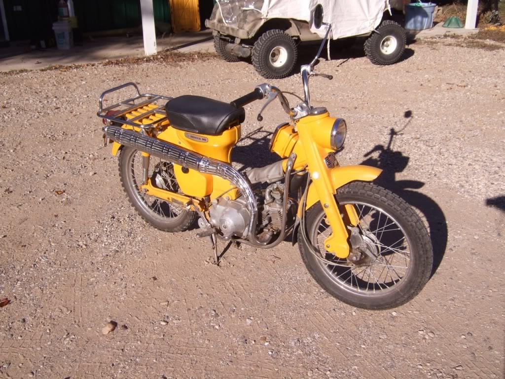 1967 Honda CT90 | Adventure RiderAdventure Rider