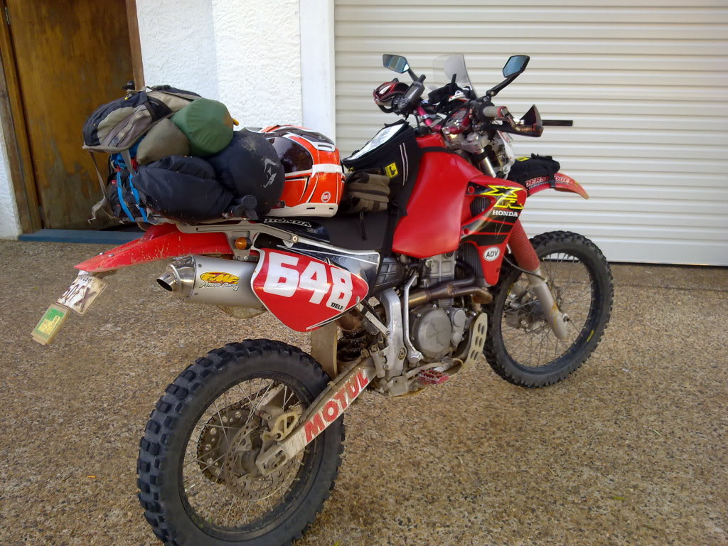 XR650R owners  | Page 90 | Adventure Rider