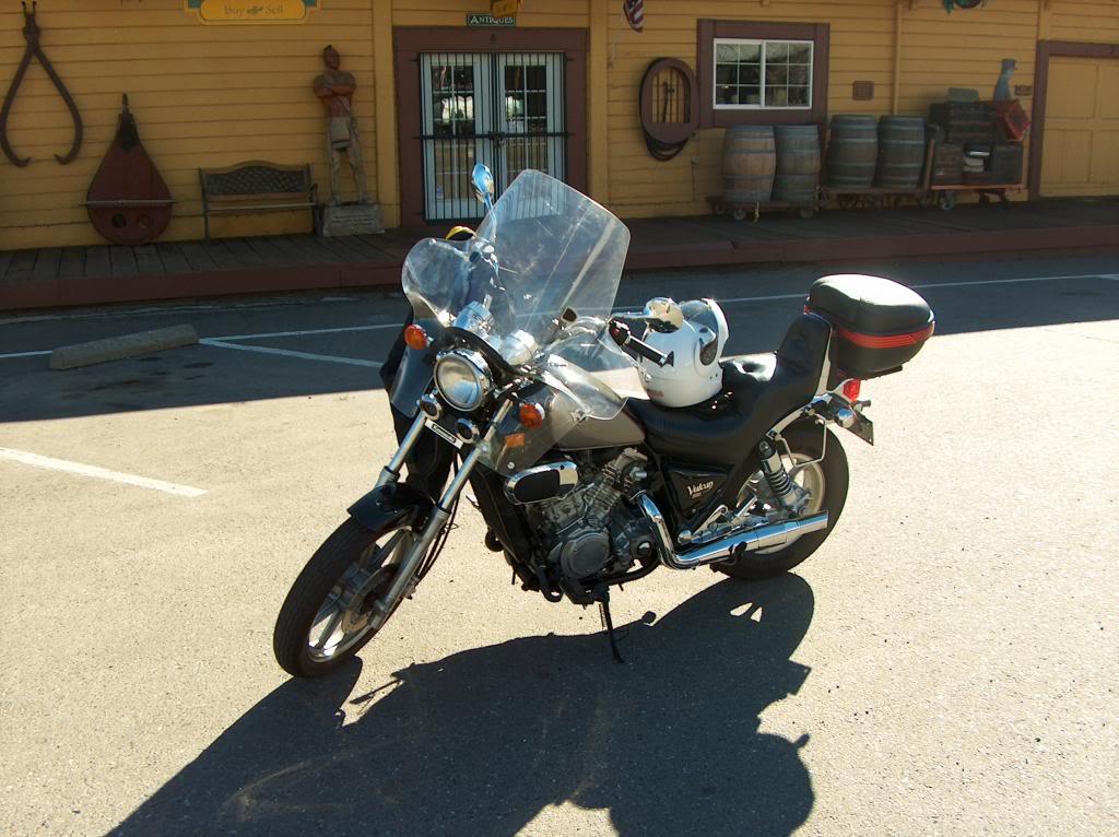 Kawasaki Vulcan 750 thread | Adventure Rider