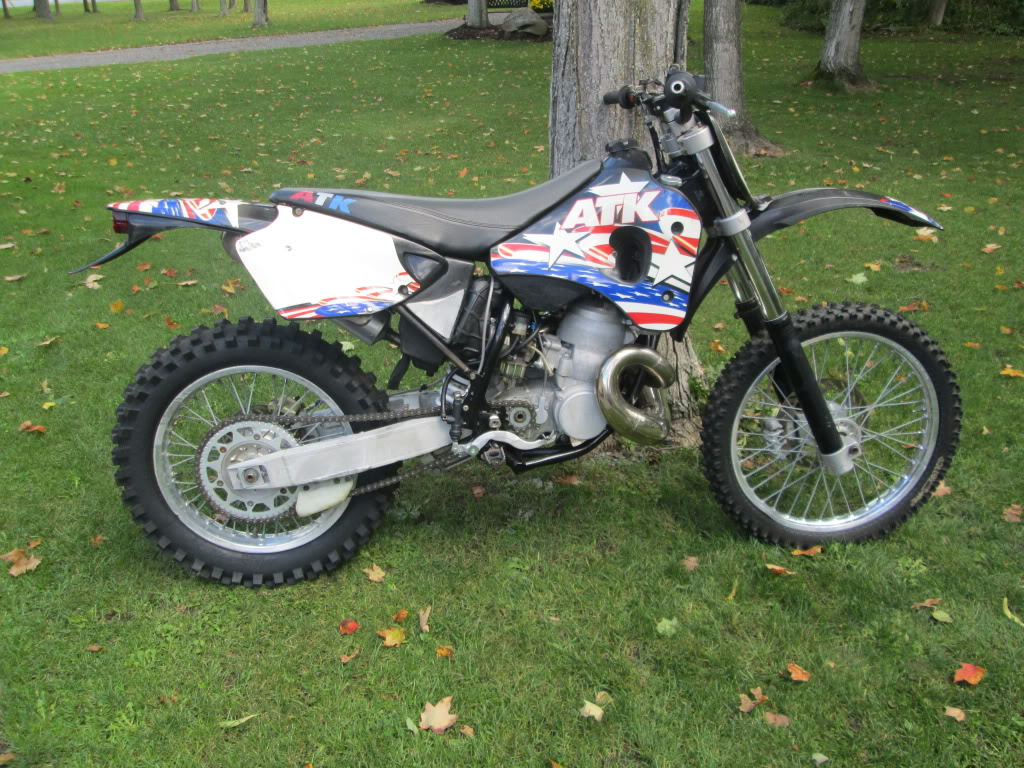 Maico 700 / ATK Intimidator | Adventure Rider