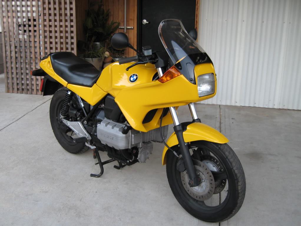 94 BMW k75 Problem | Adventure Rider