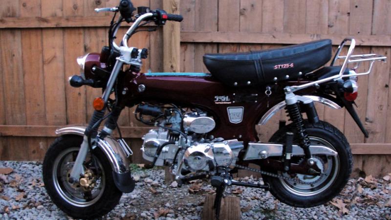 Mini Trail Clone Copy Adventure Rider
