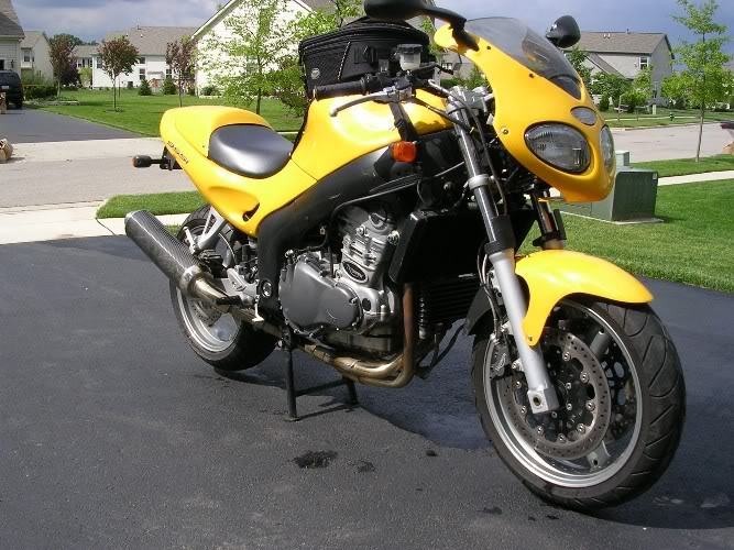 Your bike history from your 1st to the present? pics welcome