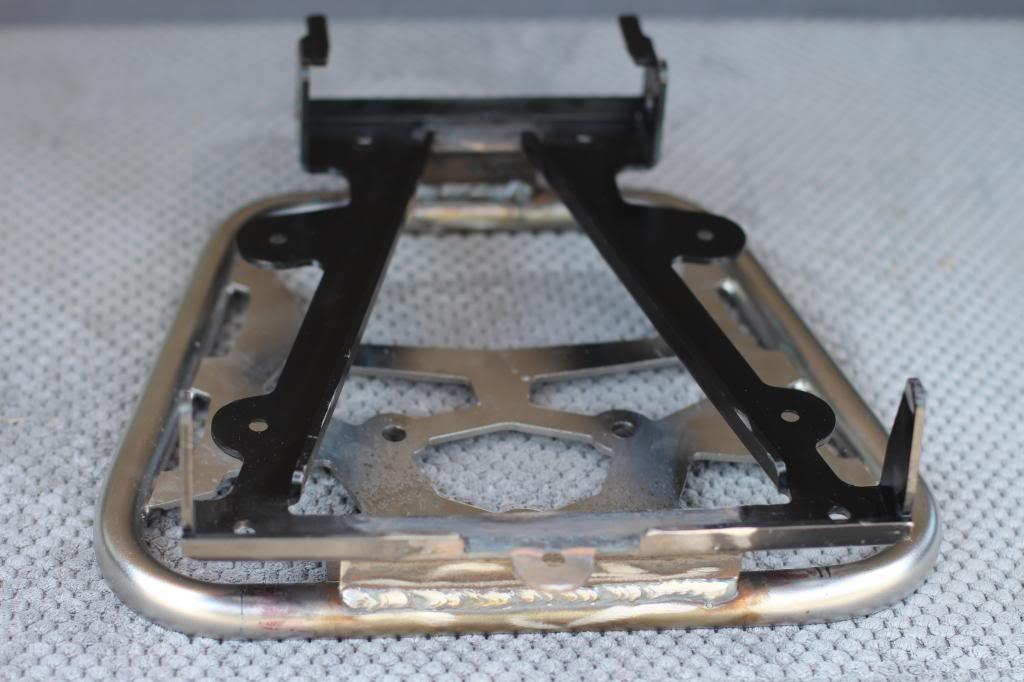 KTM 1190 Adventure Zega Pro Topcase Carrier Plate 60312927044