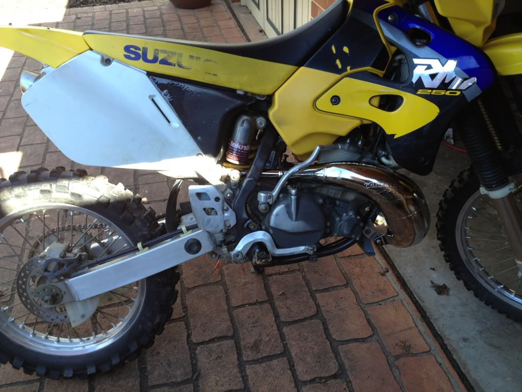 Aussie RMX250 ADV riders sign in here please     Page 6