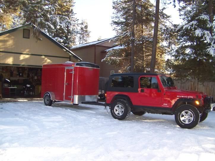 Cargo trailer advice   Adventure Rider