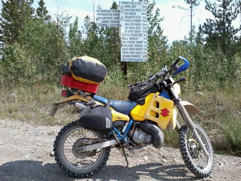 Suzuki TS Thread | Adventure Rider