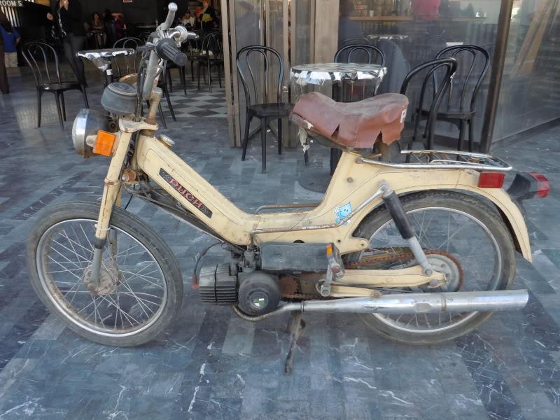 1977 Puch Newport resto thread   Adventure Rider