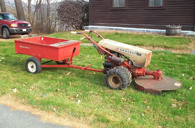 Gravely 2 wheel tractor - which one should I get