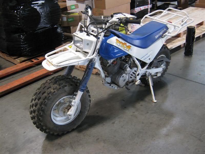 TR200 fatcat | Adventure RiderAdventure Rider