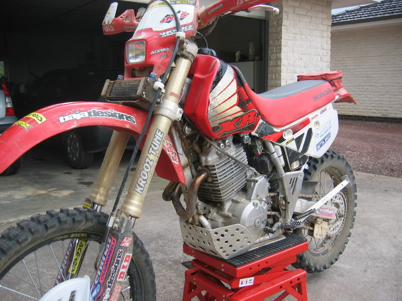 Call all XR600R!!! | Adventure Rider