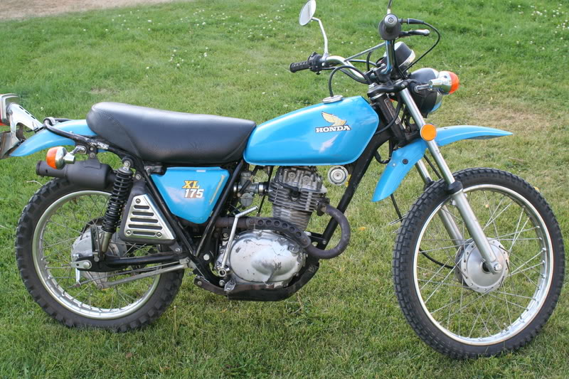 The Honda XL (and other vintage singles) thread! | Adventure Rider