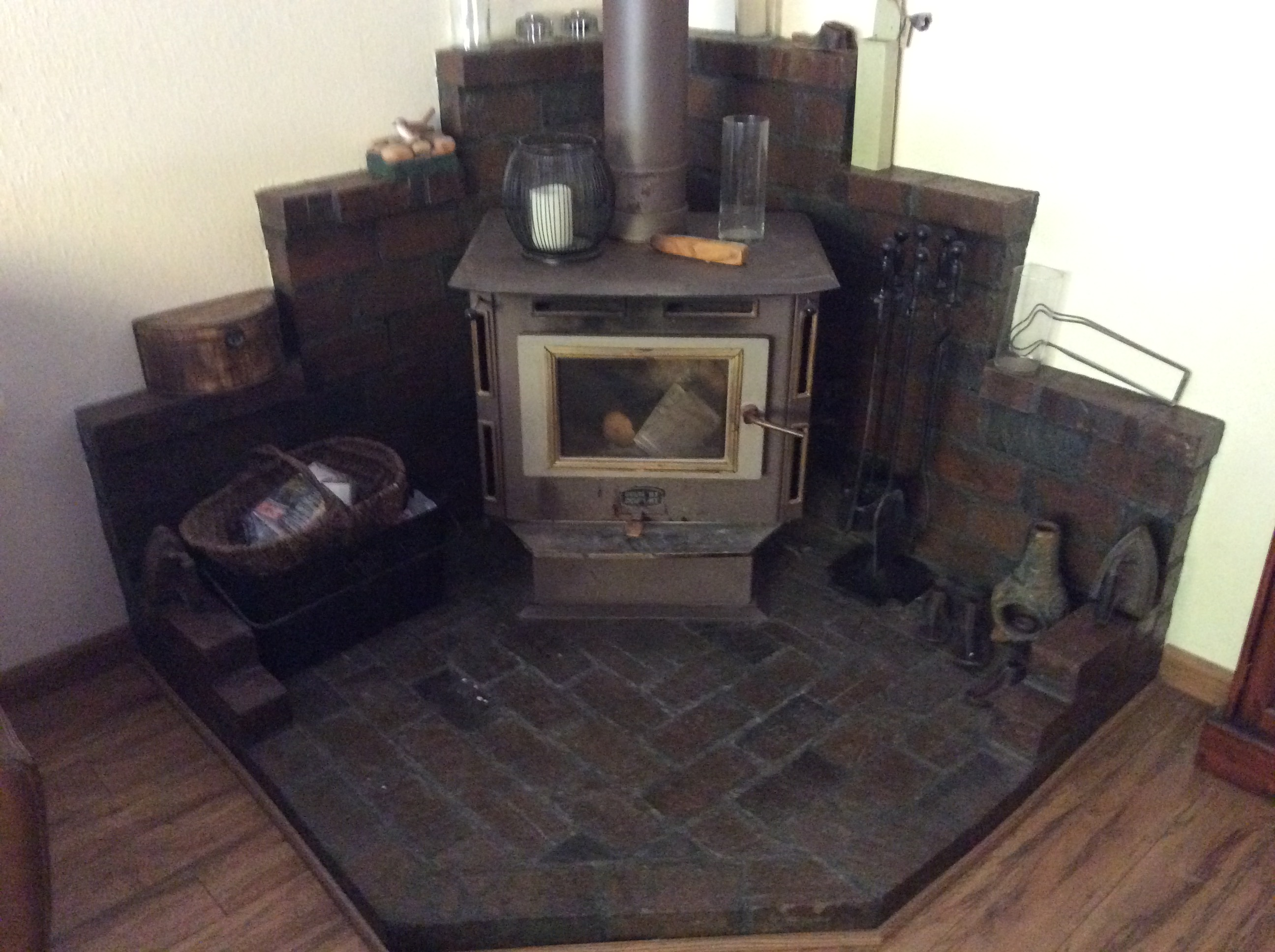 Cost Of Remaking A Fireplace Area Adventure Rider