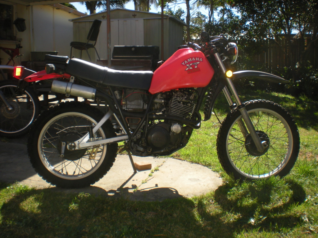 The XT550 Thread: Info, Stories and Mods Inside! | Page 57