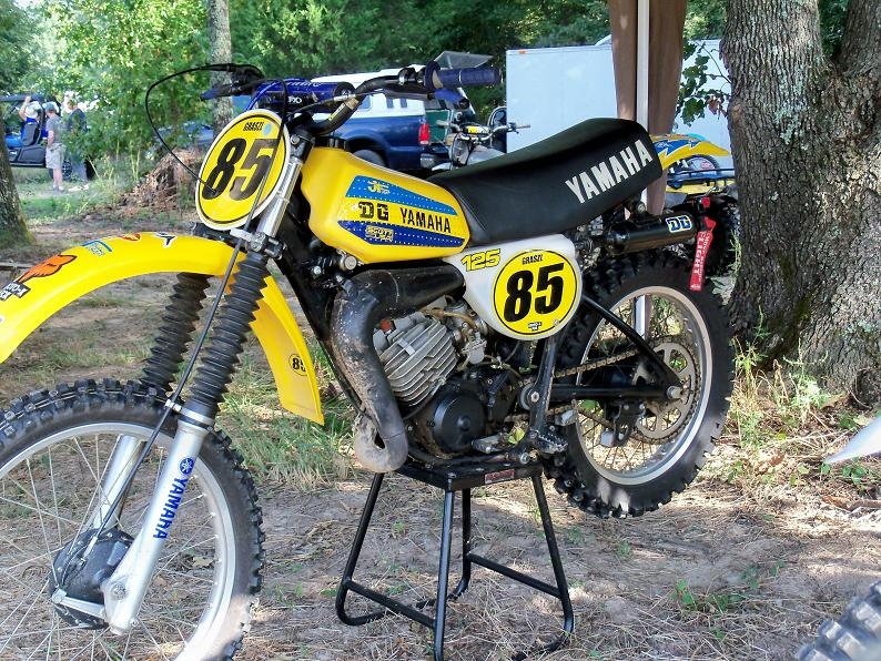 PROJECT YZ465 Hybrid | Page 4 | Adventure Rider