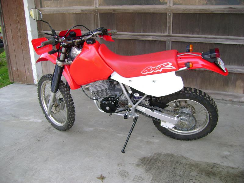Yet Another XR600 Rebuild Thread | Page 4 | Adventure Rider