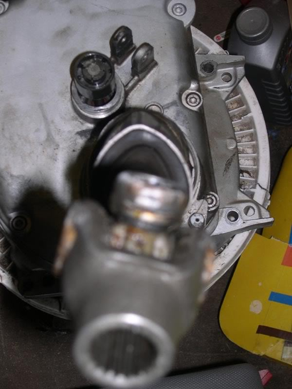 what grease for drive shaft? What to do with drive shaft