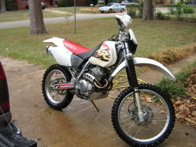 Project XR250R (adv style)   Adventure Rider