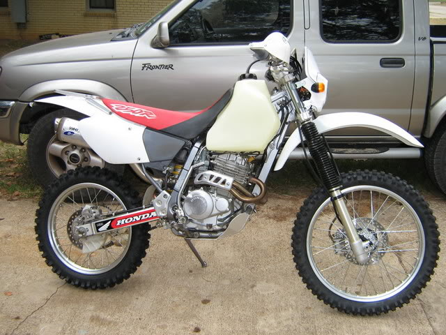 Project XR250R (adv style) | Adventure Rider