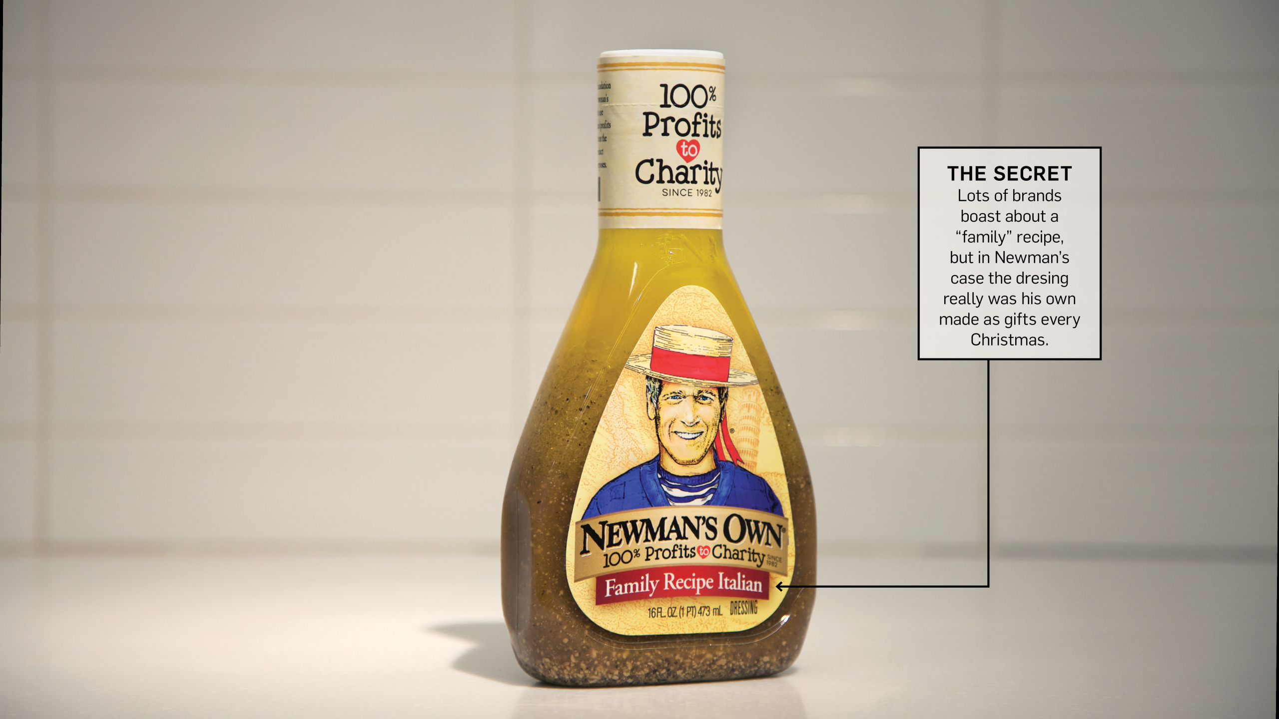 How Paul Newman's Secret Recipe Wound Up on Your Salad – Adweek