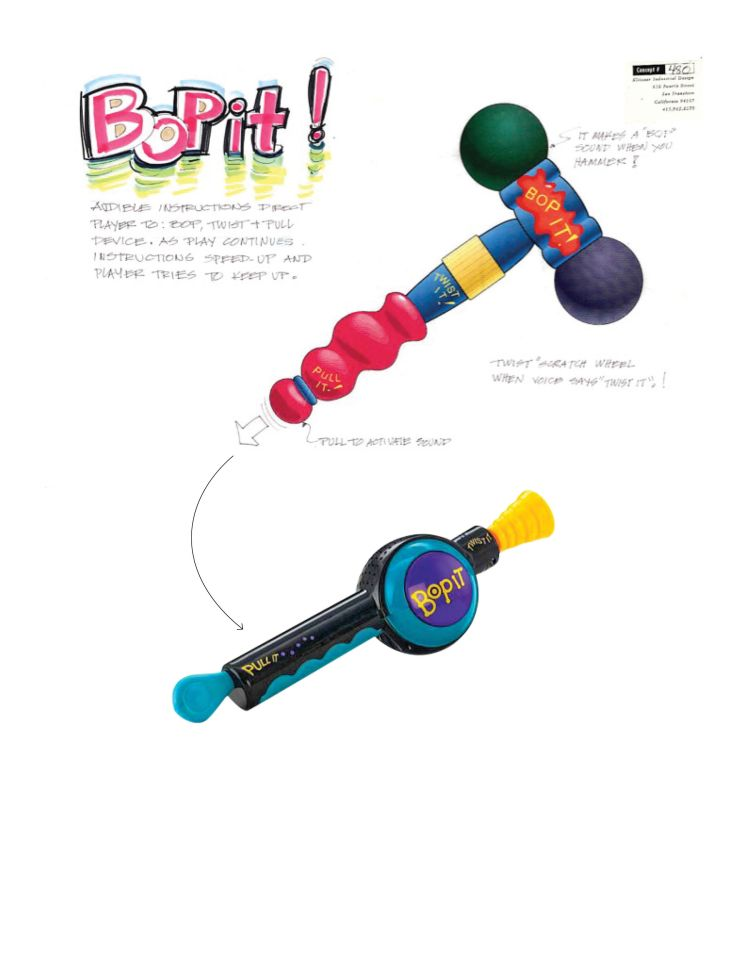 Bop It Was Supposed To Be A Riff On The Remote Control Adweek