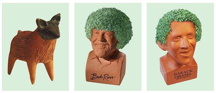 How Chia Pet Grew Out Of A Trade Expo And Into The Living Rooms Of