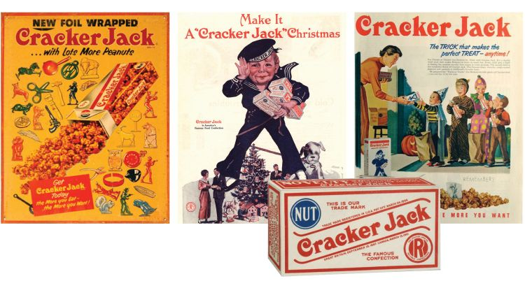 cracker jack commercial song lyrics