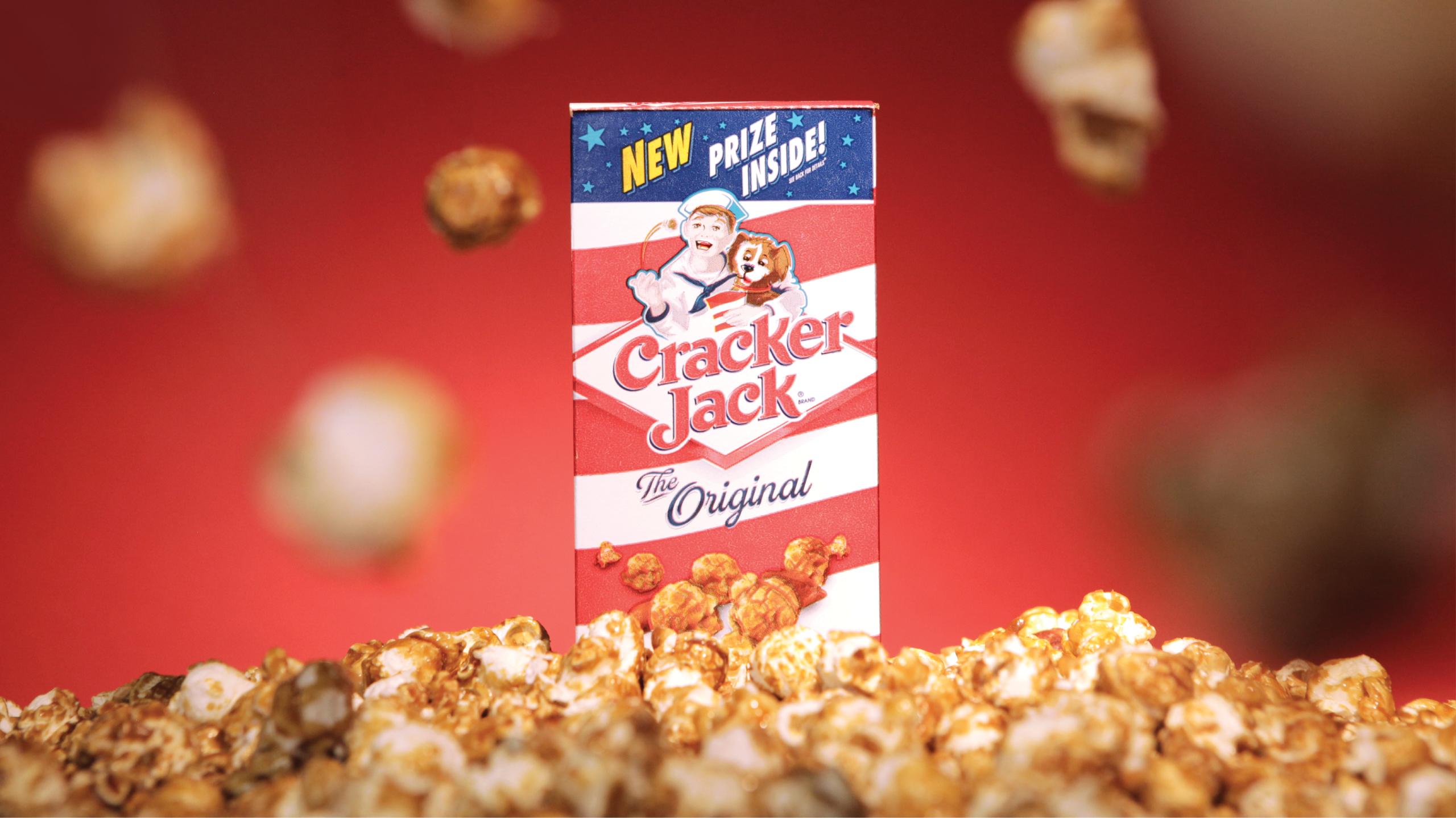 Cracker jack prizes 2018 world