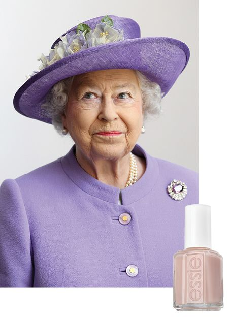 Essie Became The Go To Nail Polish Because Of Queen Elizabeth