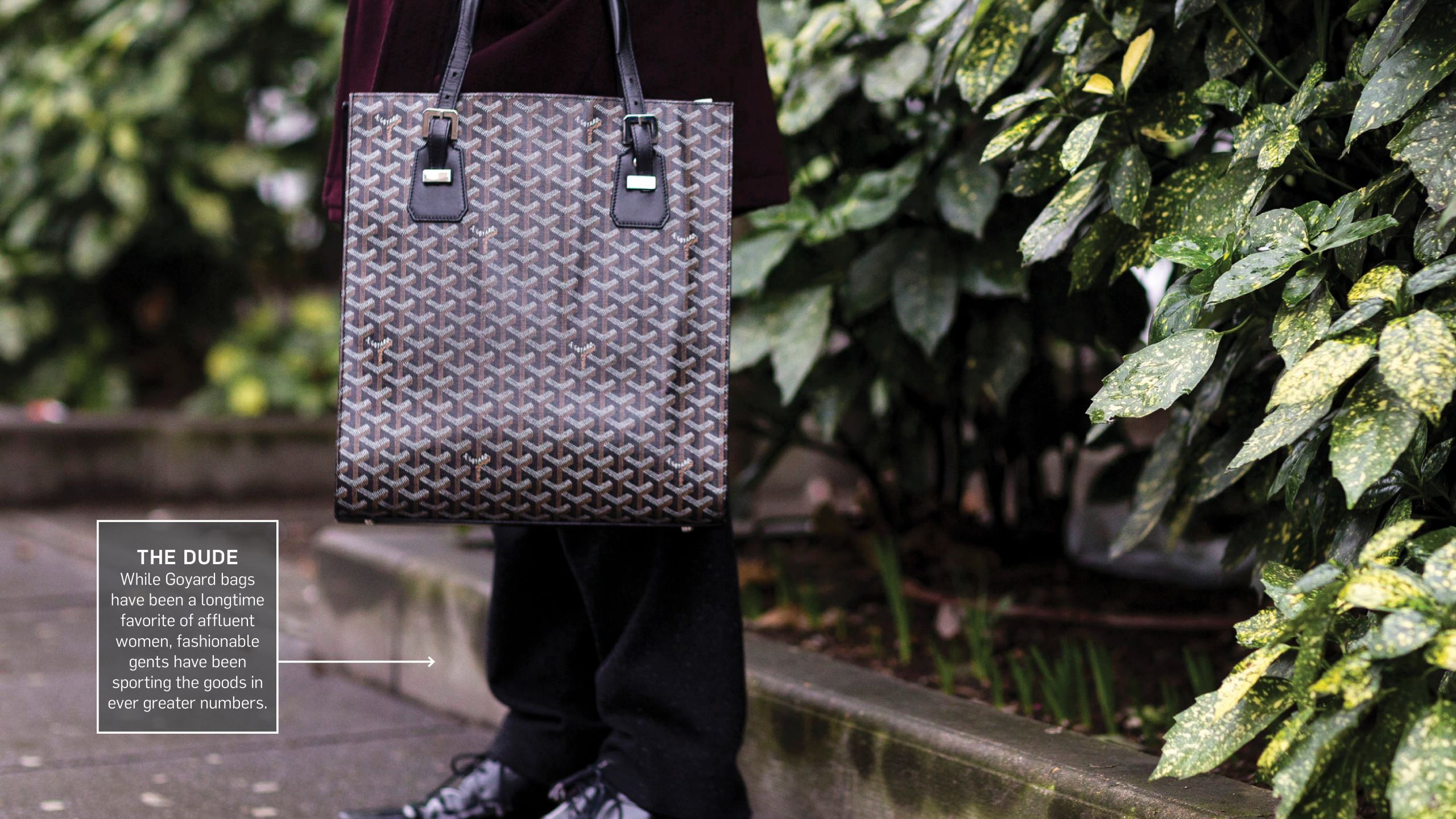 Goyard Won't Advertise, So How Is Its Bag So Enduringly