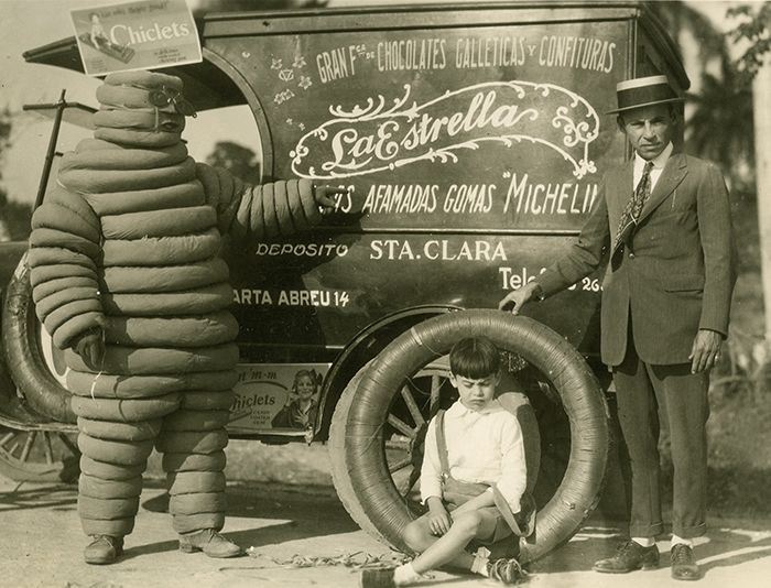 What You Know Michelin for Depends on Where You Live