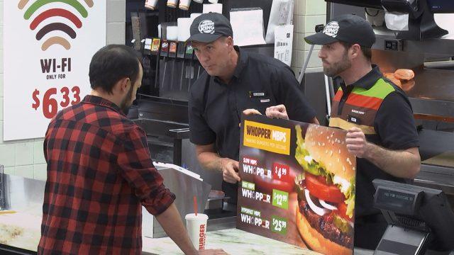 david miami whopper neutrality campaign burger king