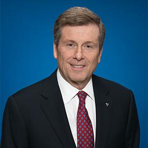 Photo of John Tory