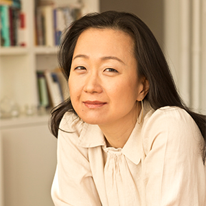 Photo of Min Jin Lee