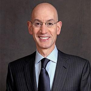 Photo of 10. Adam Silver