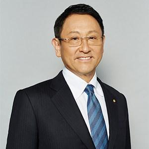 Photo of 18. Akio Toyoda