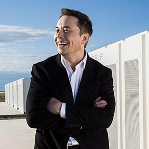 Photo of 40. Elon Musk