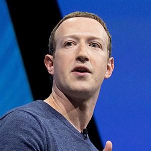 Photo of 3. Mark Zuckerberg