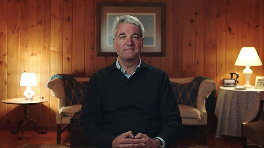 Andy King from the Fyre Fest documentary
