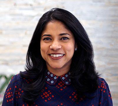 Headshot of Anita Patil-Sayed