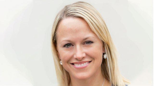 Photo of Diana Frost, head of portfolio transformation