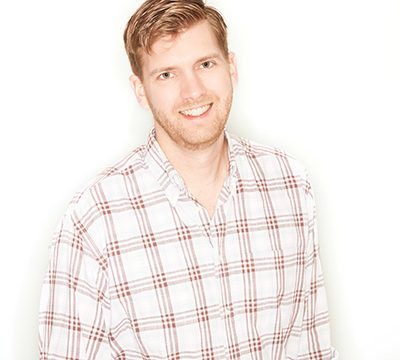 Portrait of Drew Watson