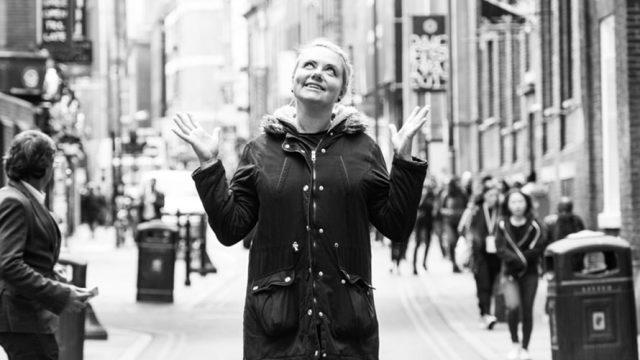 Photo of Laura Jordan Bambach, founder and CCO