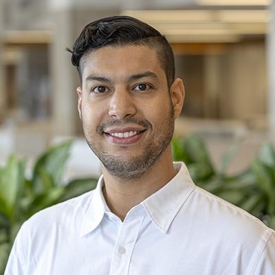 Headshot of Pedro Rodriguez
