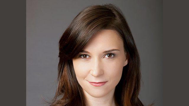 Photo of Sabrina Caluori, evp, digital and social media